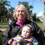 Grandma loves Liam