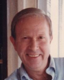 Ronald E. Byram obituary photo