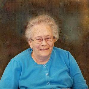 Helen Kay Burk Obituary Photo
