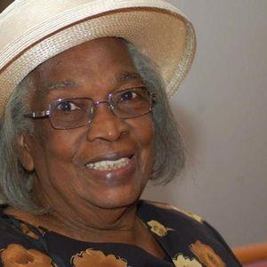 Mrs. Hazel Keziah Sinclair