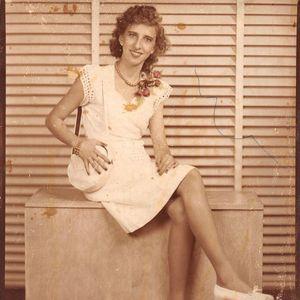 Mrs. Elizabeth Valine Privett