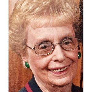 Barbara V.  Dembitz Obituary Photo