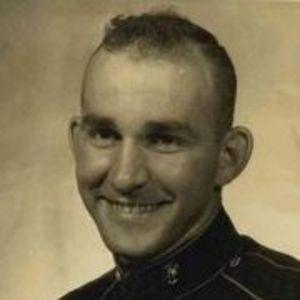 Master Sergeant James W. Cline