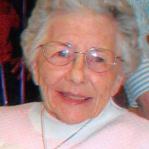Madeline Daves York Kendrick Obituary Photo