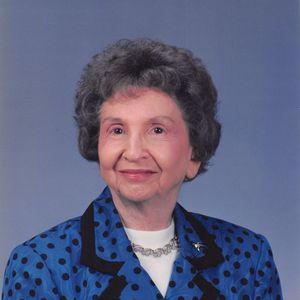 Mrs. Sara Elizabeth Crumbacker