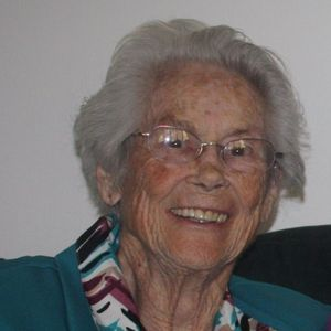 Olive  (Thorp)  Liebermann Obituary Photo
