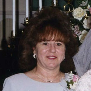 Brenda Diane Saunders Harding Obituary Photo
