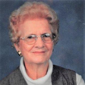 Frances Blanton Harris Obituary Photo