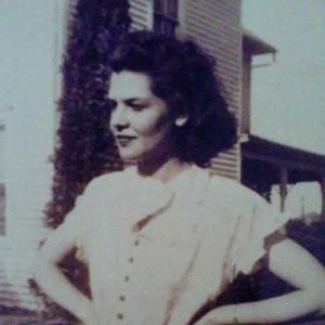 Virginia Clyde Tuell Caudill Thompson