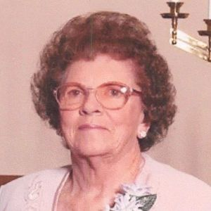 Mrs. Audrey Gladys McRae Gambrall
