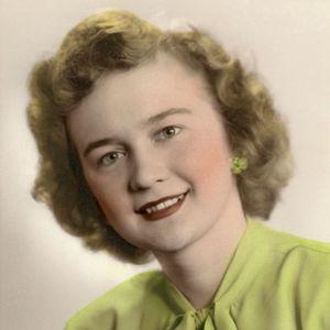 Florence Bedus Obituary Photo