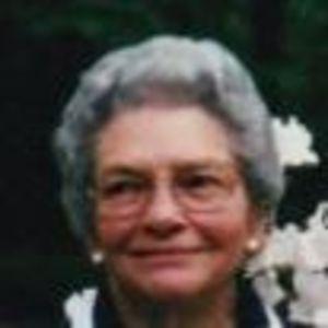 Mrs. Margaret L. Crowe