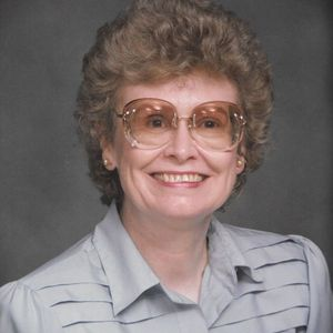 Margaret Ann Richards