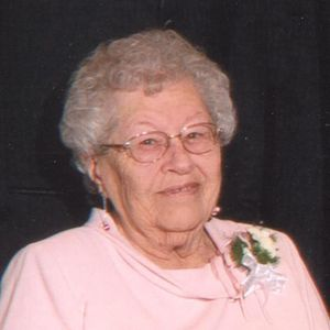 "Genevieve M. ""Jenny"" Wenning Obituary Photo"