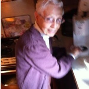 Jeanne Brown Bucher Obituary Photo