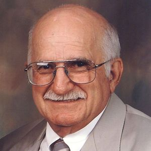 Gust P. Pappas Obituary Photo