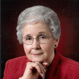 Mrs. Ruth Brooks Woods Obituary Photo