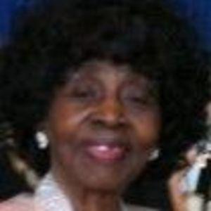 Mrs. Mattie S. Anderson