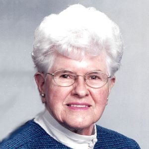 Betty Jane Burke Obituary Photo