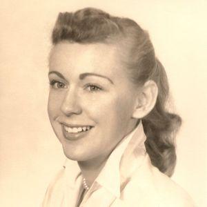 Mrs. Jacqueline Ross Simonds