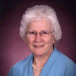 Yvonne Hannah Blackwood Obituary Photo