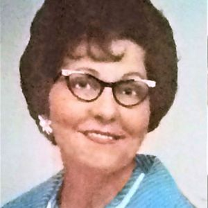 Allie Jenkins Eaker Obituary Photo
