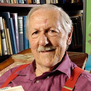 Brian Aldiss Obituary Photo