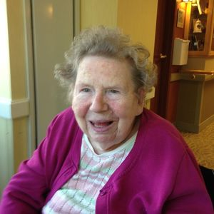 "Mary  ""Lois"" (Patterson)  Armstrong Obituary Photo"