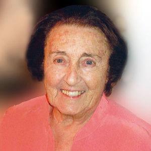 Lucienne Desmet Obituary Photo