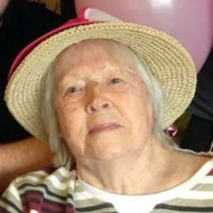 Mrs. Hilda Ward Young Obituary Photo
