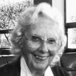 Portrait of Audrey Ann Whalen (nee Stedelin)