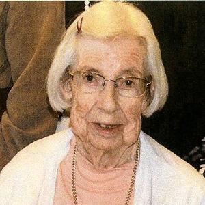 Mrs. Irene Edith Crisman