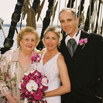 Mom, Dorann and Tuck 2006