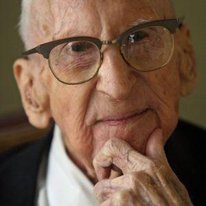 Walter Breuning Obituary Photo