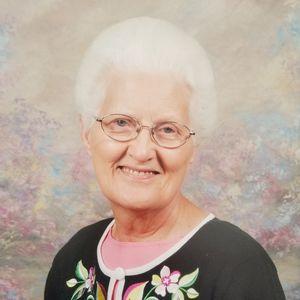 Mrs. Hazelene Standridge Crisler