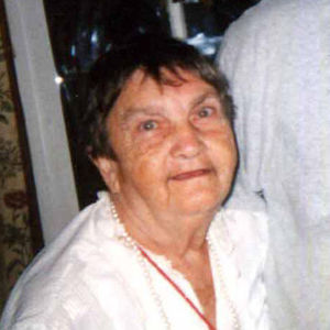 Agnes Garner Obituary Photo