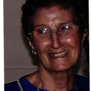 Marie V. Murray Obituary Photo