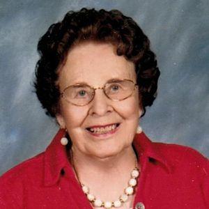 Maxine Troutner Evans