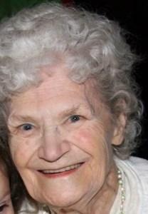 Marie E. Ferguson obituary photo