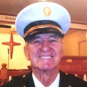 Chaplain Israel Savannis Fogle, Jr.