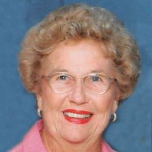 Julia Etta Stroup Allran Obituary Photo