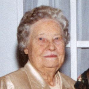 Violet Clements Fournier