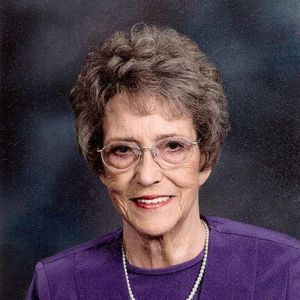 Ethel Jeanette Ehlers Obituary Photo