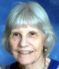 Lila Faye Cope obituary photo