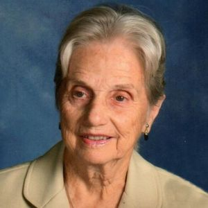 June Spano Cawvey