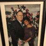 Wedding day - John and Ruthann