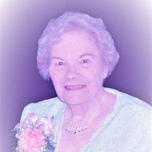 Erma DeVore Gillerlain Obituary Photo