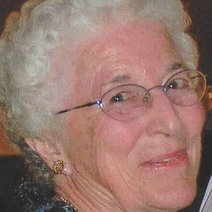 Mrs. Edna (Chase) Barrowclough Obituary Photo