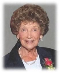 Annabelle Faye Breen obituary photo