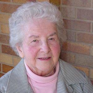 Sr. Anne Marie Gastle, GNSH
